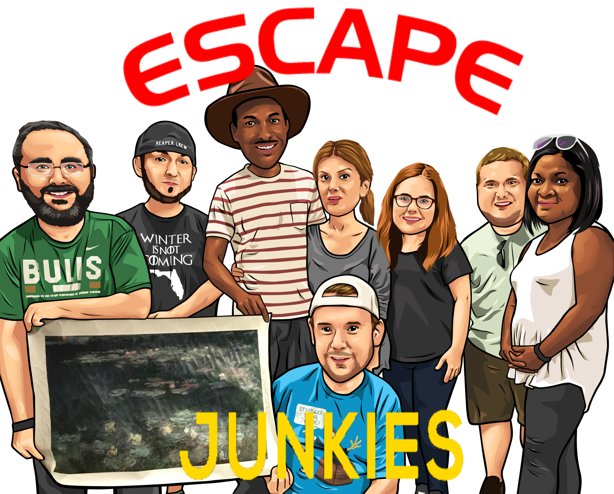 Escape Junkies